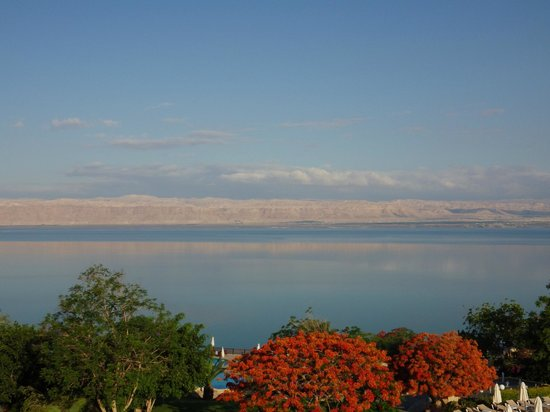 Jordan Valley Marriott Resort & Spa: Dead Sea