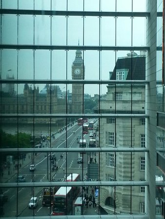 Park Plaza Westminster Bridge London : View from room 705