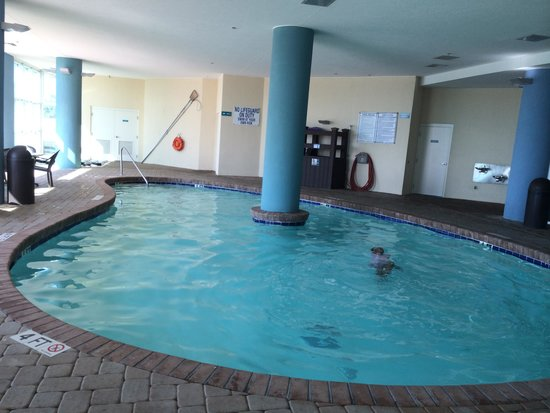 Bay View on the Boardwalk: Indoor Pool