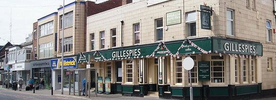 Gillespies Bar