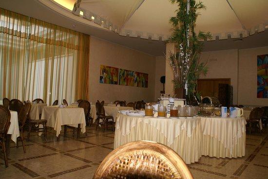 Hotel dos Templarios: Pequeno Almoço