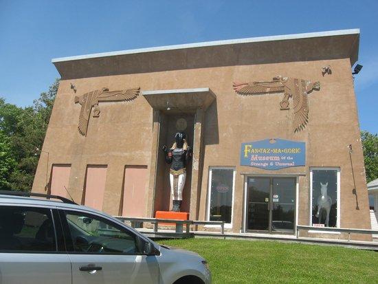 Fan-Taz-Ma-Goric Museum