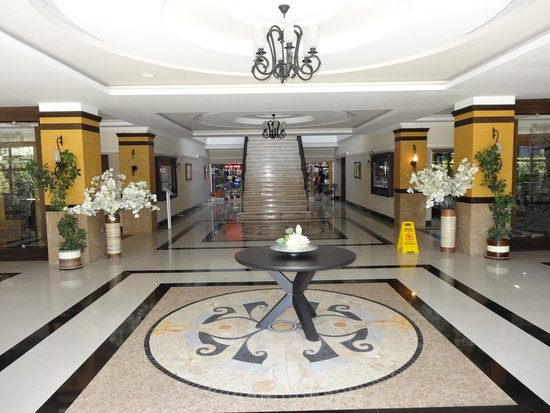 Can Garden Resort: Hall