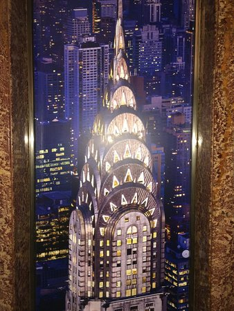 Chrysler Building : Inside the lobby !!!
