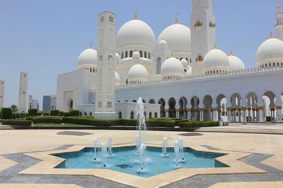 Mosquée Cheikh Zayed : mezquita Sheikh Zayed
