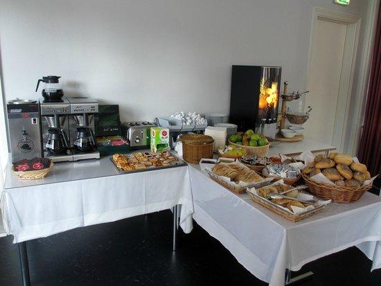 Somandshjemmet Bethel : Breakfast