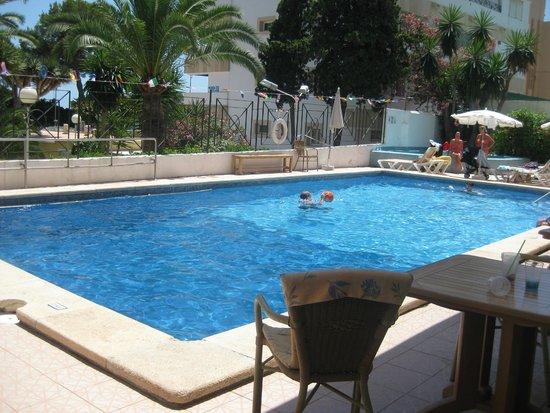 Hotel Tropico Playa: Pool