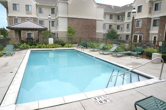 Staybridge Suites Detroit-Utica : Pool View
