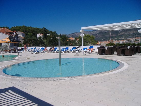 Marko Polo Hotel : pool