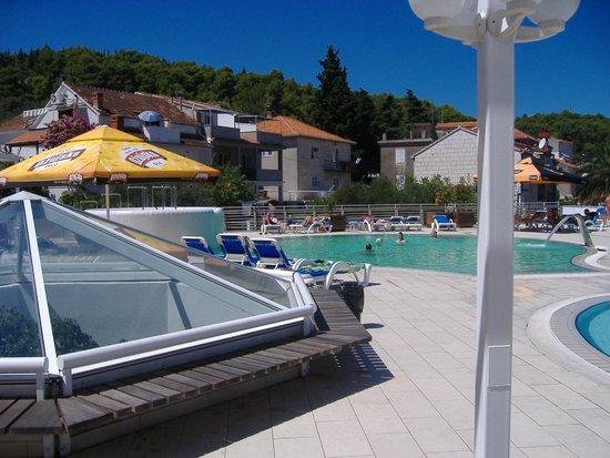 Marko Polo Hotel : pool