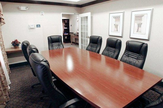 Staybridge Suites Columbus Airport: Meeting Room