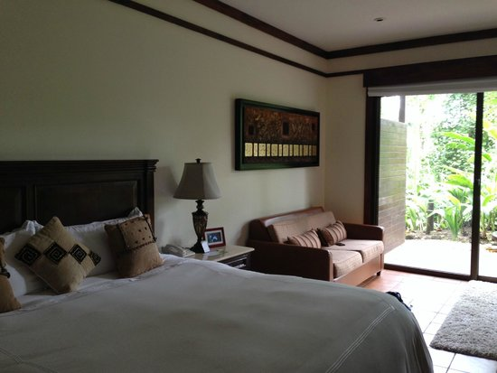 Tabacon Grand Spa Thermal Resort: Rainforest suite