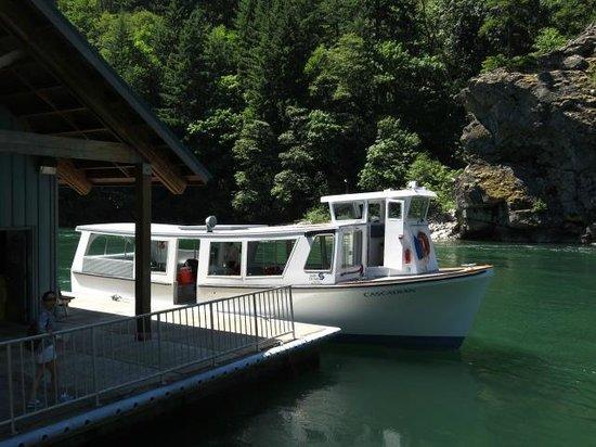 Diablo Lake Boat Tour Reviews