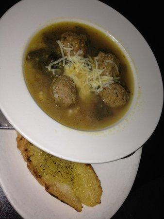 The White Oak Tavern: Italian Wedding Soup! Fabulous!!!!