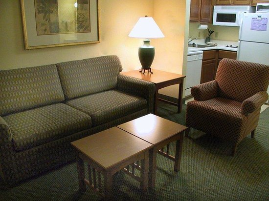 Staybridge Suites South: Guest Room