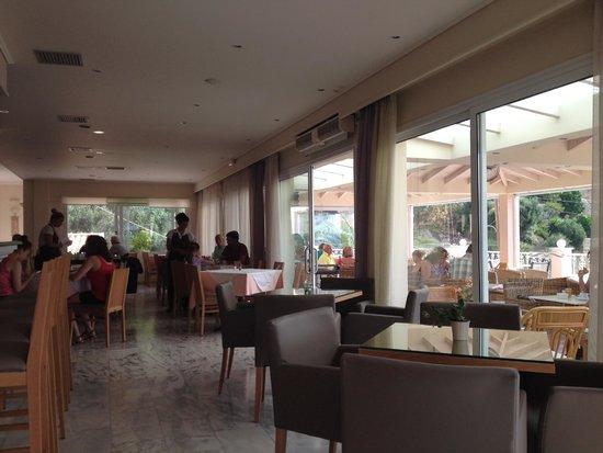 Odysseus Hotel: Essbereich