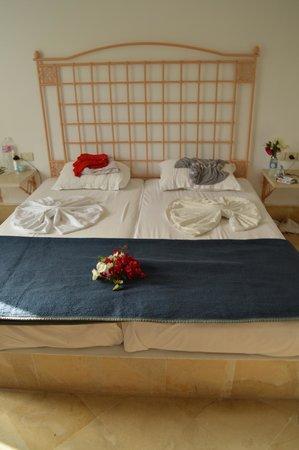 Daphne Club Miramar: Bed