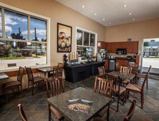 Days Inn & Suites Revelstoke : Daybreak Breakfast Area