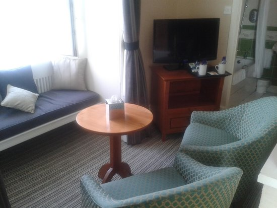 grand hotel tynemouth: executive double