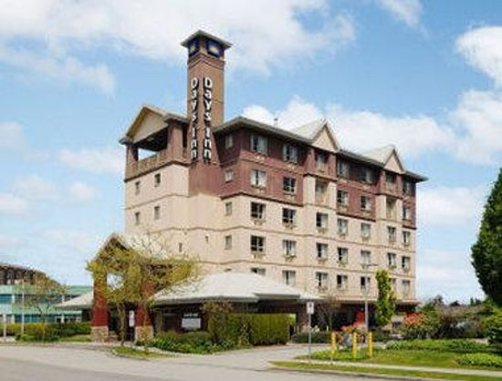Days Inn - Vancouver Airport: Welcome To Days Inn Vancouver Airport