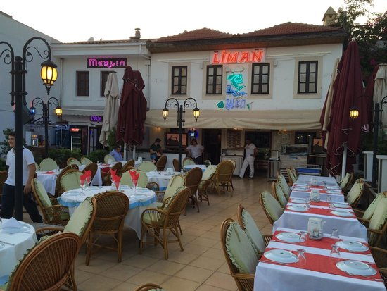 Balikci : Liman Restaurant