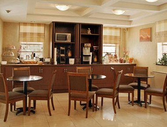 Days Inn Toronto West Mississauga : Breakfast Area
