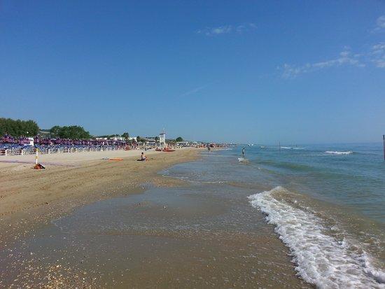 Salinello Camping Village: spiaggia