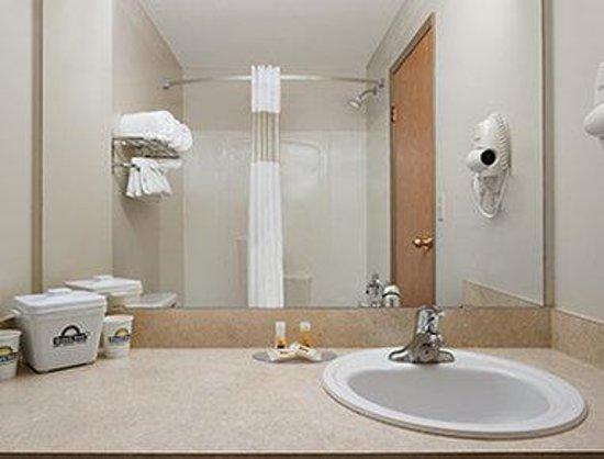 Days Inn - Red Deer : Bathroom
