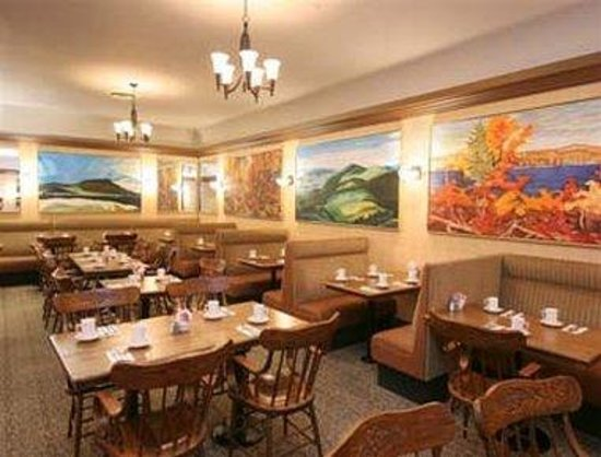 Days Inn Vancouver Downtown : Chelsea Restaurant