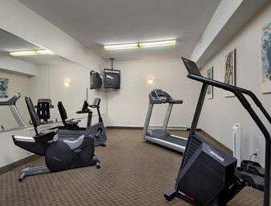 Days Inn London: Fitness Center