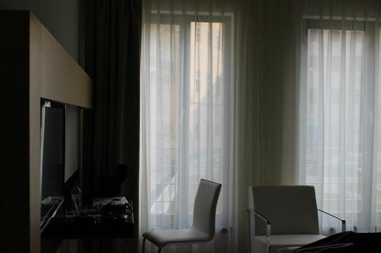 Designhotel Elephant Prague: Interior de la habitación