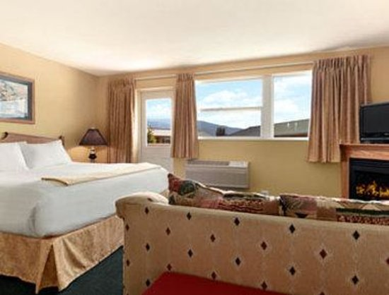 Days Inn & Conference Centre - Penticton: Jacuzzi Room