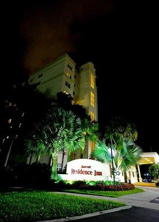 Residence Inn by Marriott Miami Aventura Mall : outside