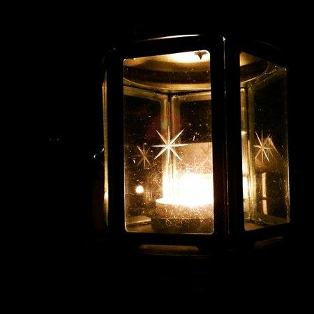 Seventh Heaven Glamping: Lamp