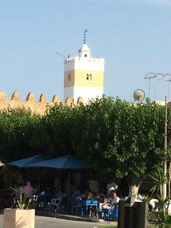 Medina of Hammamet : Medina - mosque