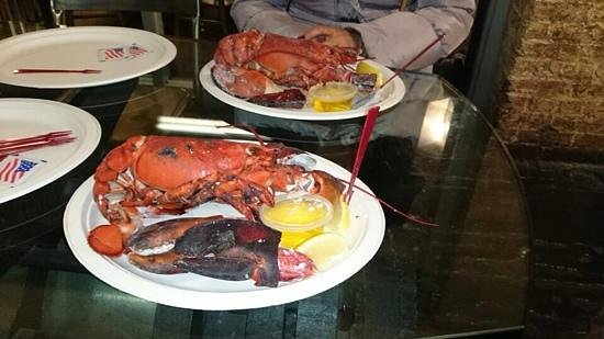 The Lobster Place : visita obligada