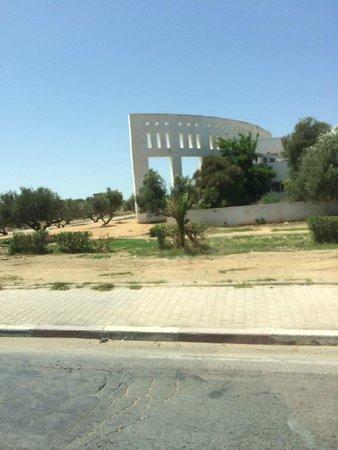 Medina of Hammamet : Modern Arabic architecture