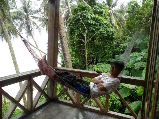 Freddies Santai Sumurtiga: Balkon