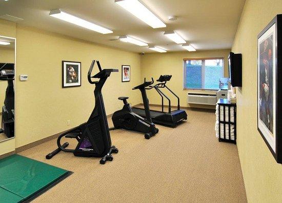 Holiday Inn Express Quebec City (Sainte-Foy): Practical Fitness Center