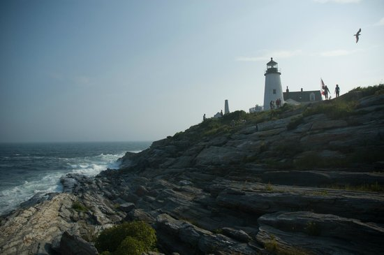 Pemaquid Point Lighthouse: Pemaquid Lighthouse