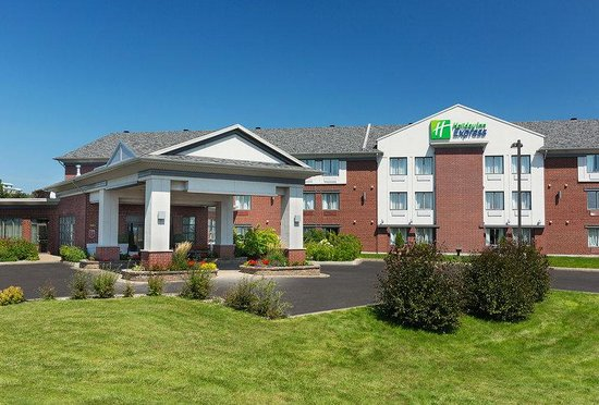 Holiday Inn Express Quebec City (Sainte-Foy): Located only minutes from Old Quebec