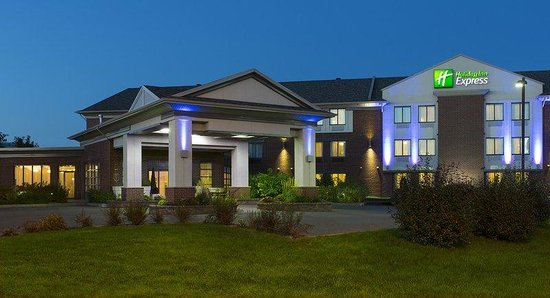 Holiday Inn Express Quebec City (Sainte-Foy): Welcome to the Holiday Inn Express Quebec City