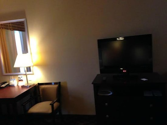 Holiday Inn Express Suites - Malvern: TV