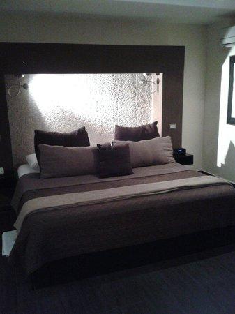 The Panams: Habitación muy cómoda