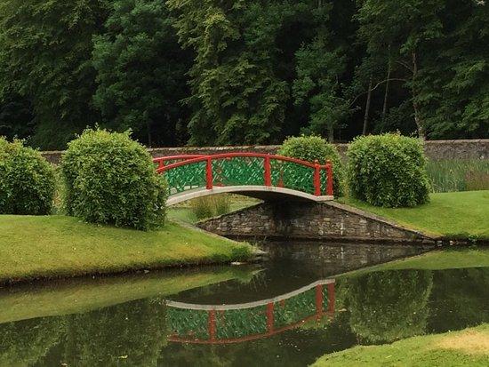 Blair Castle and Hercules Gardens: Hercules gardens