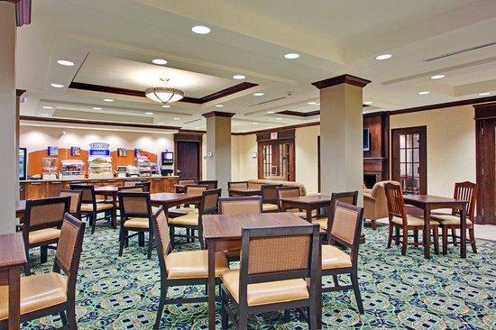 Holiday Inn Express Hotel & Suites Huntsville: Breakfast Area