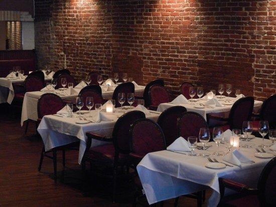 Lucia Ristorante Winchester Dining Room