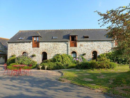 Domaine du Grenier: Site