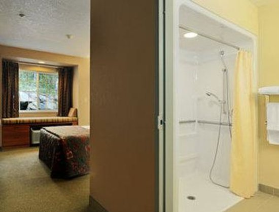 Parry Sound Inn and Suites: Accessible Room