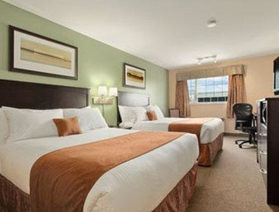 Super 8 Saskatoon Near Saskatoon Airport: Standard Two Queen Bed Room